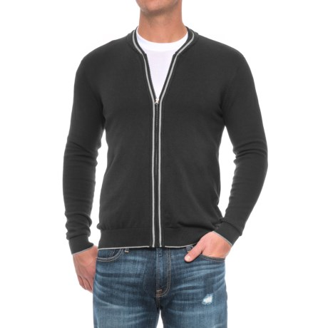 Specially made Full-Zip Sweater (For Men)