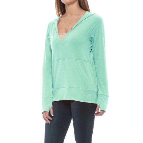 Stonewear Designs Breeze Hooded Shirt - Long Sleeve (For Women)