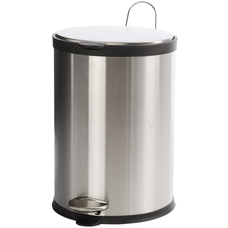 Creative Home Soft Close Round Trash Can - 20L