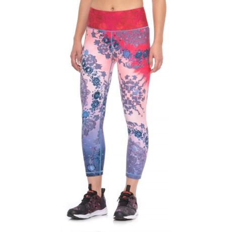 Nanette Lepore Smoothe Capri Leggings (For Women)