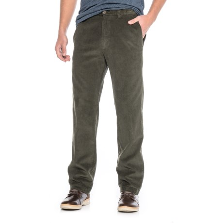 Haggar Work to Weekend Corduroy Pants (For Men)