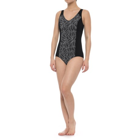 Immerse Maureen One-Piece Swimsuit - Padded Cups (For Women)