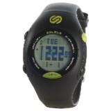 Soleus GPS Mini Digital Running Watch - Plastic Strap (For Men and Women)