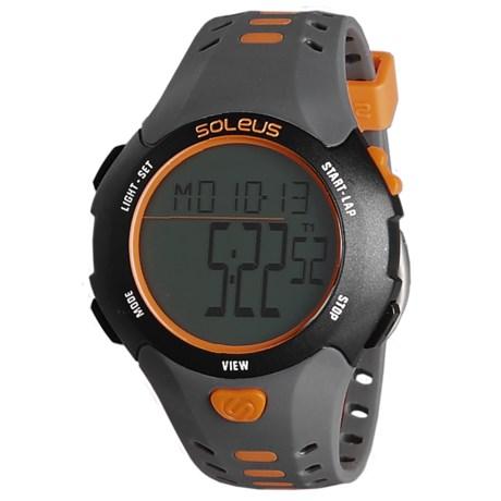 Soleus Contender Digital Sport Watch (For Men)