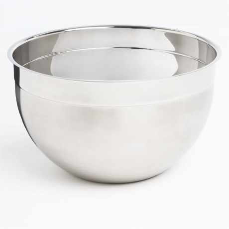 Norpro Krona Stainless Steel Mixing Bowl - 6 qt.