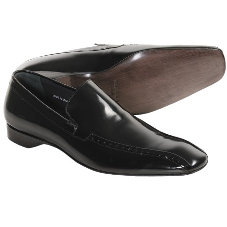 Mezlan Bellinger Bicycle-Toe Shoes - Leather Loafers (For Men)