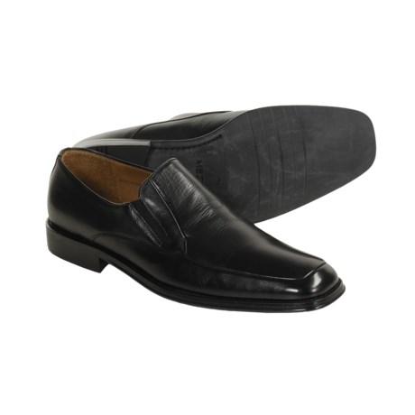 Mezlan Mayfield Dress Shoes - Leather, Slip-Ons (For Men)