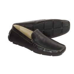 Bacco Bucci Devers Driving Loafer Shoes - Leather (For Men)