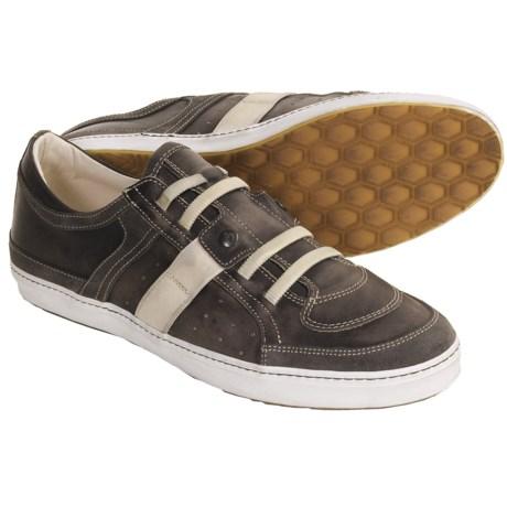 Bacco Bucci Jordan Sneakers - Leather Slip-Ons (For Men)