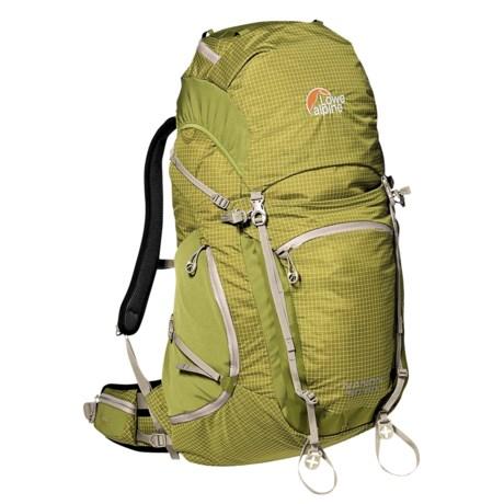 Lowe Alpine Nanon 50:60 Backpack - Internal Frame