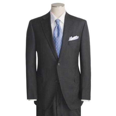 Jack Victor Faint Stripe Suit - Wool (For Men)