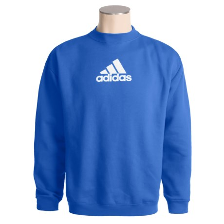 Adidas Fleece Sweatshirt (For Men and Women)