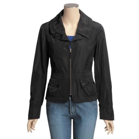 Tribal Sportswear Jacket - Zip-Front (For Women)