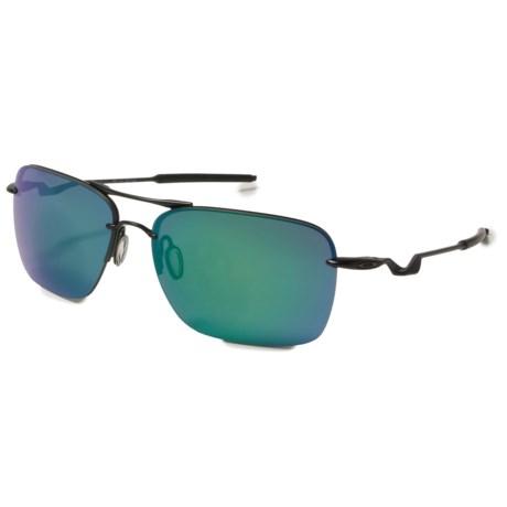 Oakley Tailback Sunglasses - Iridium® Lenses