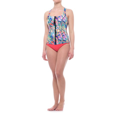 Profile Sports by Gottex Tankini Set - UPF 50+ (For Women)