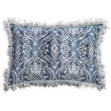 """Devi Designs Aira Chabori Decor Pillow - 14x20"""""""
