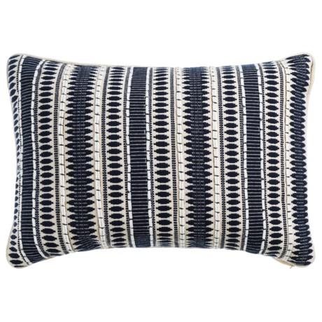 """Devi Designs Bradley Striped Decor Pillow - 14x20"""""""