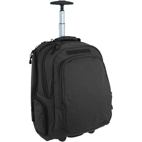 Mercury Wheeled Laptop Backpack - 45L, Carry-On