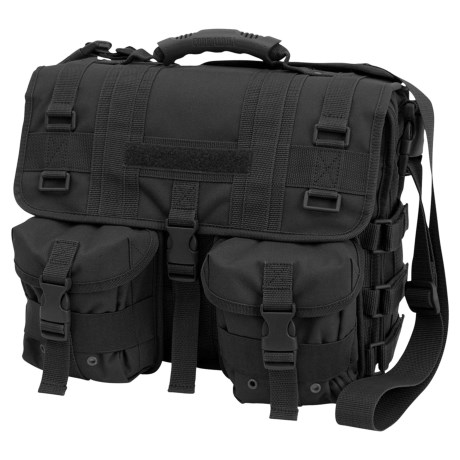 Mercury Tactical Messenger 16L Attache Case