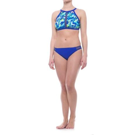 Profile Sports by Gottex High-Neck Bikini Set - UPF 50+ (For Women)