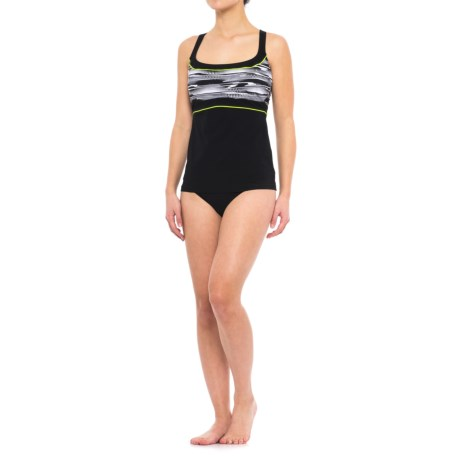 Profile Sports by Gottex Profile Sport by Gottex Tankini Set - UPF 50+ (For Women)