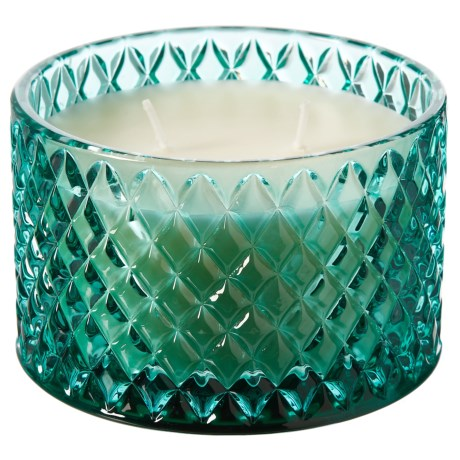 Sand + Fog Molded Glossy Candle - 2-Wick, 10 oz.