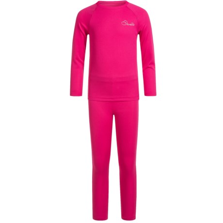 Dare 2b Cool Off III Thermal Base Layer Set - Long Sleeve (For Big and Little Girls)