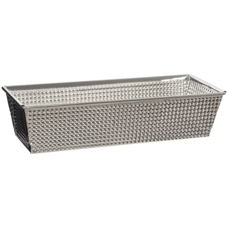 Browne Essentials Stainless Steel Loaf Pan - 12""
