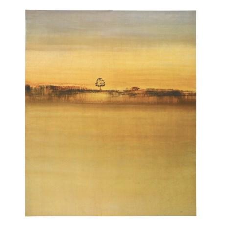 """Leftbank Art Habitat Wrapped Canvas Art - 35x42"""""""
