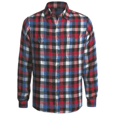 Tailor Vintage Plaid Shirt - Long Sleeve (For Men)