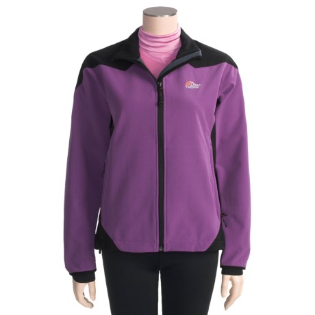 Lowe Alpine Lynx Jacket - Soft Shell (For Women)