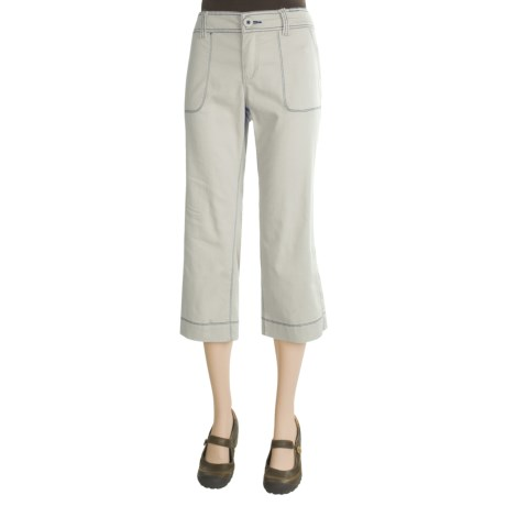 Aventura Clothing Braelin Capri Pants - Organic Cotton (For Women)