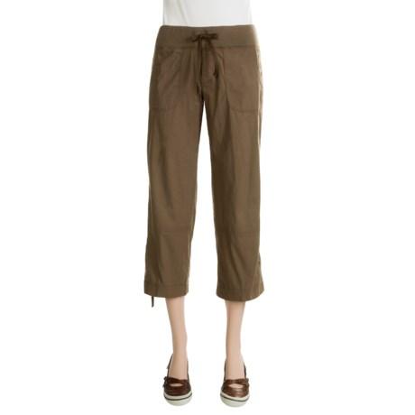 Aventura Clothing Toni Capri - Organic Cotton (For Women)