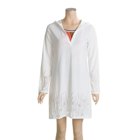 Aventura Clothing Reed Shirt - Hooded, Long Sleeve (For Women)