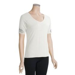 Aventura Clothing Bettina T-Shirt - Elbow Sleeve (For Women)
