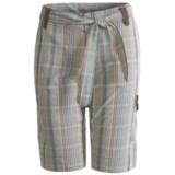 Aventura Clothing Ellis Cargo Shorts - Cotton (For Women)