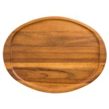 Enrico Products Enrico Acacia Wood Oval Platter - 20""