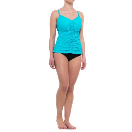Gottex Profile by  Swan Lake Tankini Set - Underwire (For Women)
