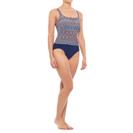 Gottex Marimba One-Piece Swimsuit - Padded Cups (For Women)