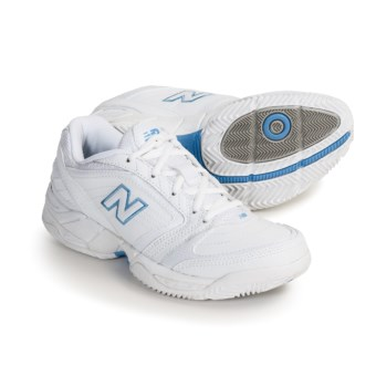 Nice fitting shoe but hard sole - New Balance WC548 Tennis Shoes (For