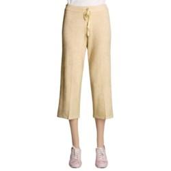 SoyBu Playwear Capri Pants - Drawstring (For Women)