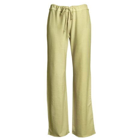 SoyBu Micro Terry Pants (For Women)