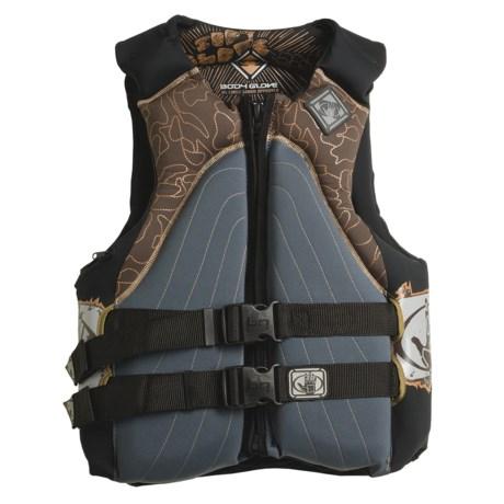 Body Glove MTRX Neoprene PFD Life Jacket - USCG-Approved (For Men)
