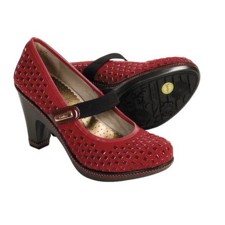 Jambu Allure Mary Jane Pumps - Leather (For Women)