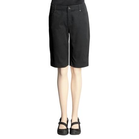 FDJ French Dressing Olivia Bermuda Shorts - Stretch Cotton (For Women)
