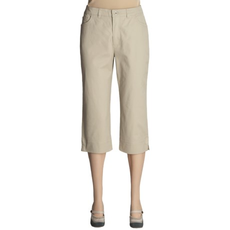 FDJ French Dressing Suzanne Capri Pants - Twill (For Women)