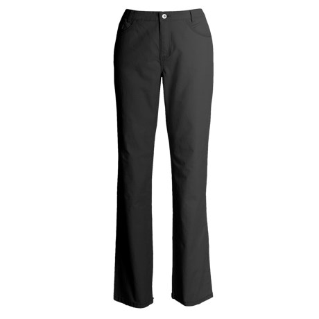 FDJ French Dressing Olivia Pants - 5-Pocket, Bootcut, Textured Stretch Cotton (For Women)