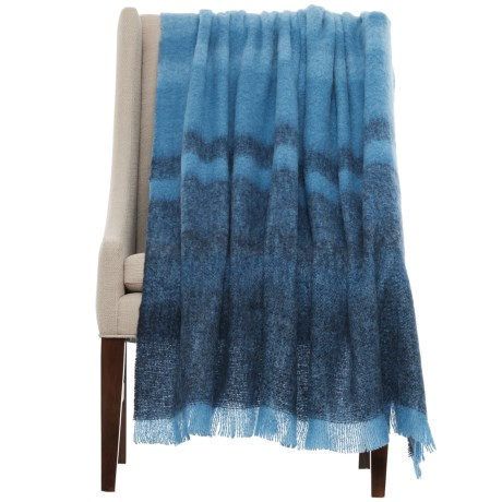 "Peacock Alley Durban Throw Blanket - 50x70"""