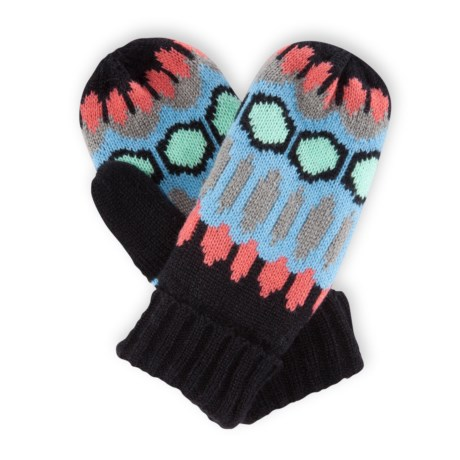 Pistil Flutter Mittens - Fleece Lined (For Women)