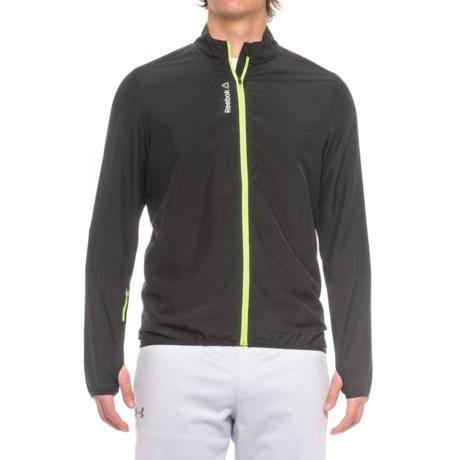 Reebok Woven Running Jacket (For Men)